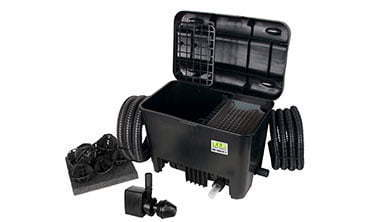 WDF 10000 multi-chamber external pond filter