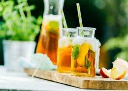 GARDEN KITCHEN ice tea
